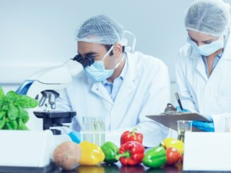 An image representing Food Technologits ar work.